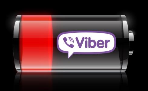 Viber разряжает батарею. Что делать? Как исправить?!