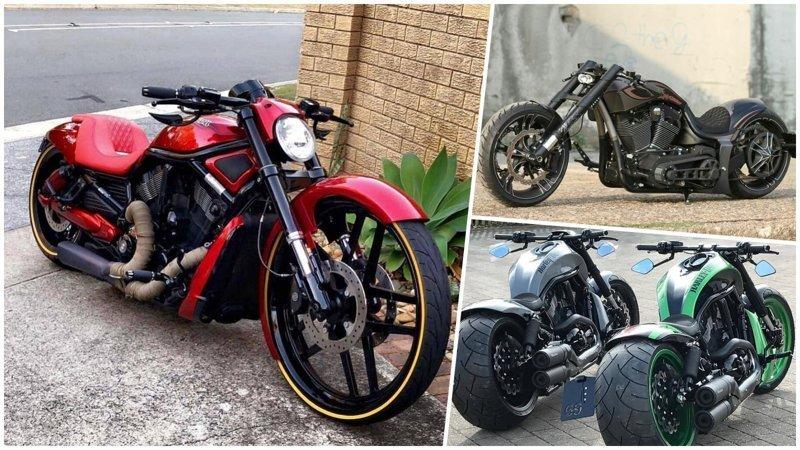 Монстр-байки: когда обычного мотоцикла уже не достаточно