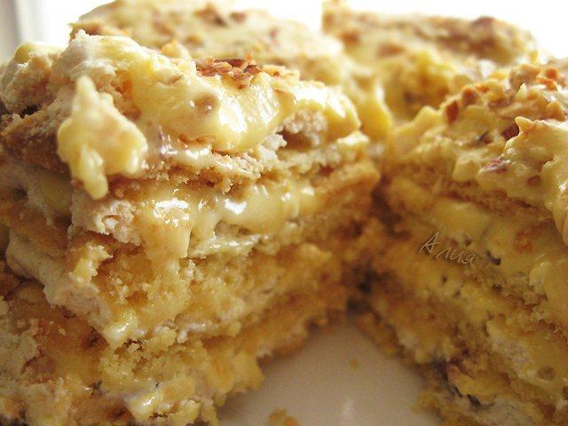 Торт королей – съедается мгновенно!