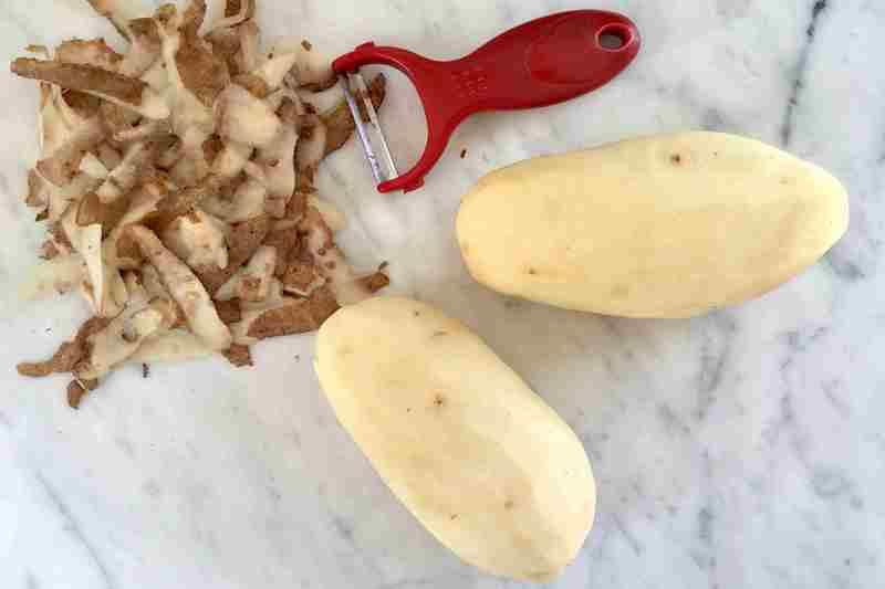 вымоченный картофель при диабете