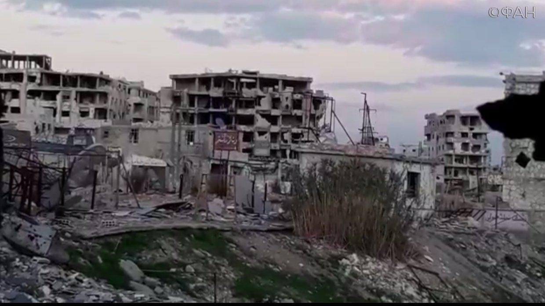 Сирия: 247 боевиков эвакуиро…