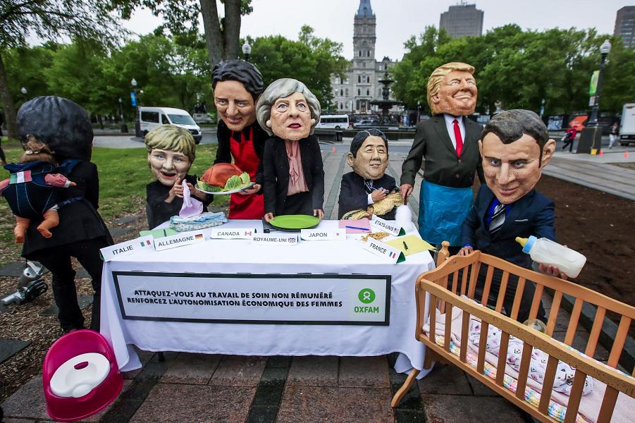 Трамп хочет вернуть Россию на саммит G-7!