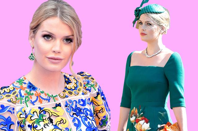 Станет ли племянница принцессы Дианы новой иконой моды? Выбираем лучший образ Китти Спенсер