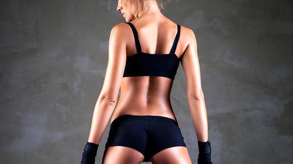Как сделать красивую спину и…