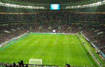 """Футболисты и болельщики оценили """"Лужники"""" после реконструкции"""