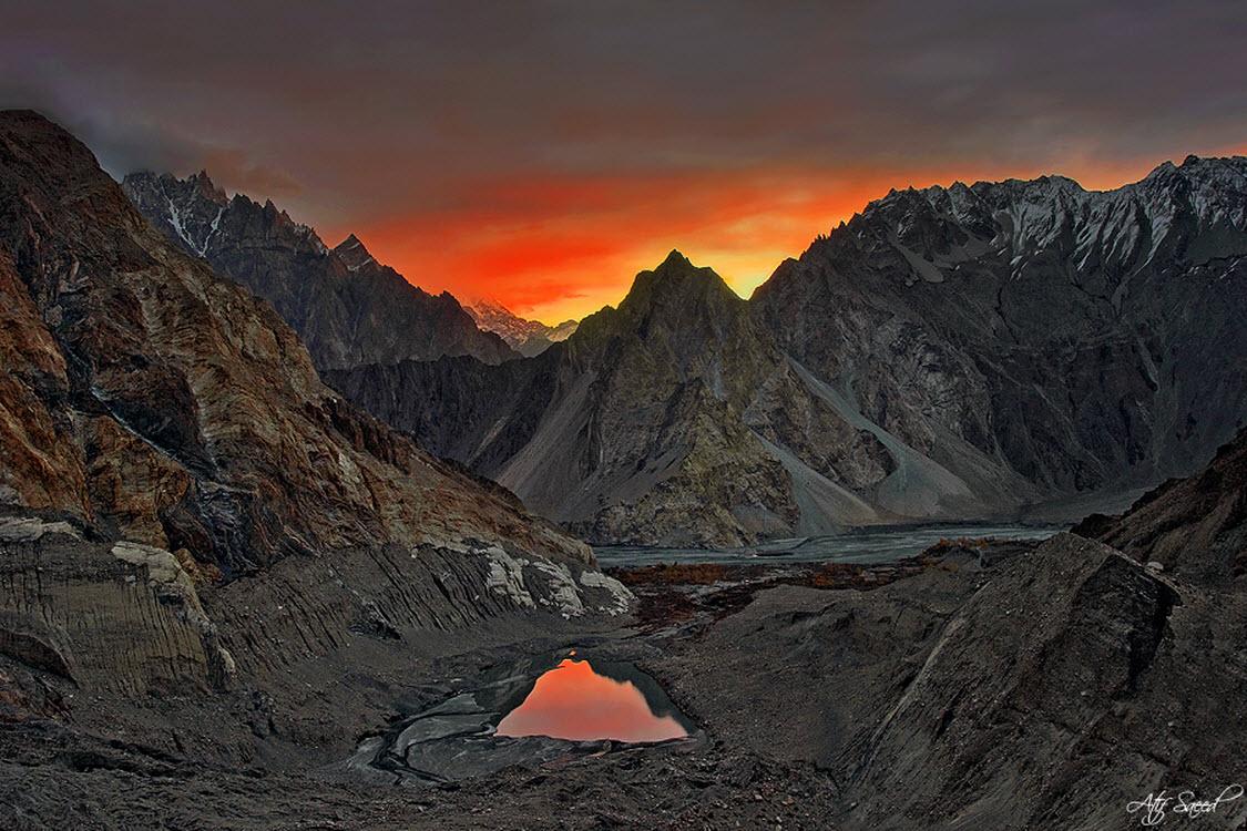 Работа талантливого пакистанского фотографа Атифа Саеда