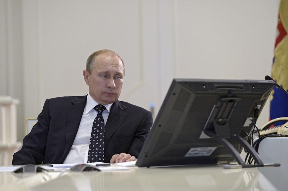 Интернет за Путина