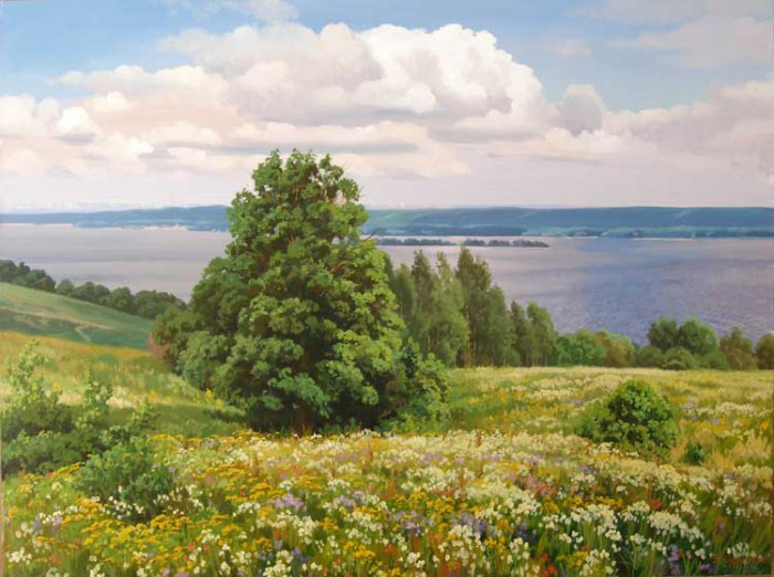 пейзажи Айрат Гайфуллин – 08