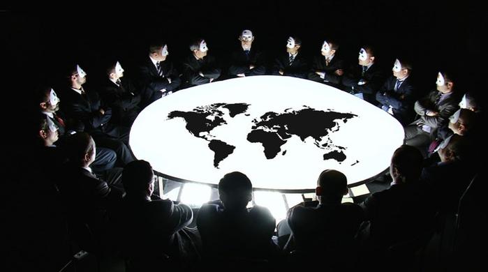 67% россиян верят в существование мирового правительства