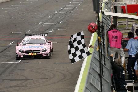 Лукас Ауэр – возможно, будущий чемпион DTM