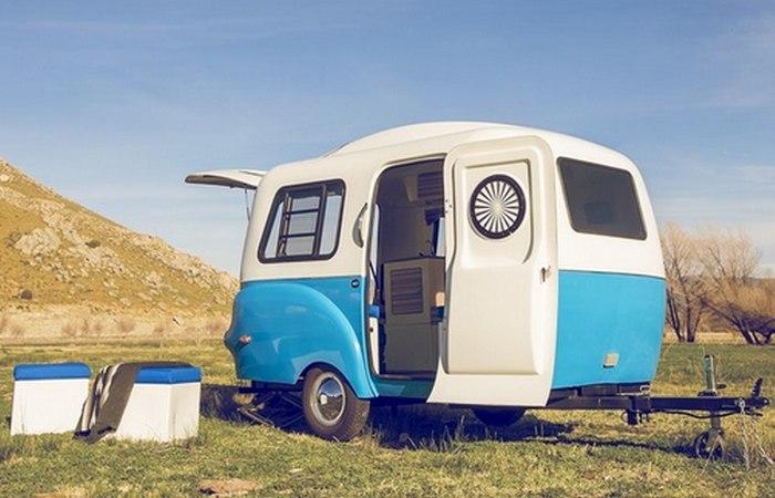 Happier Camper HC1 дом на колесах, кемпер