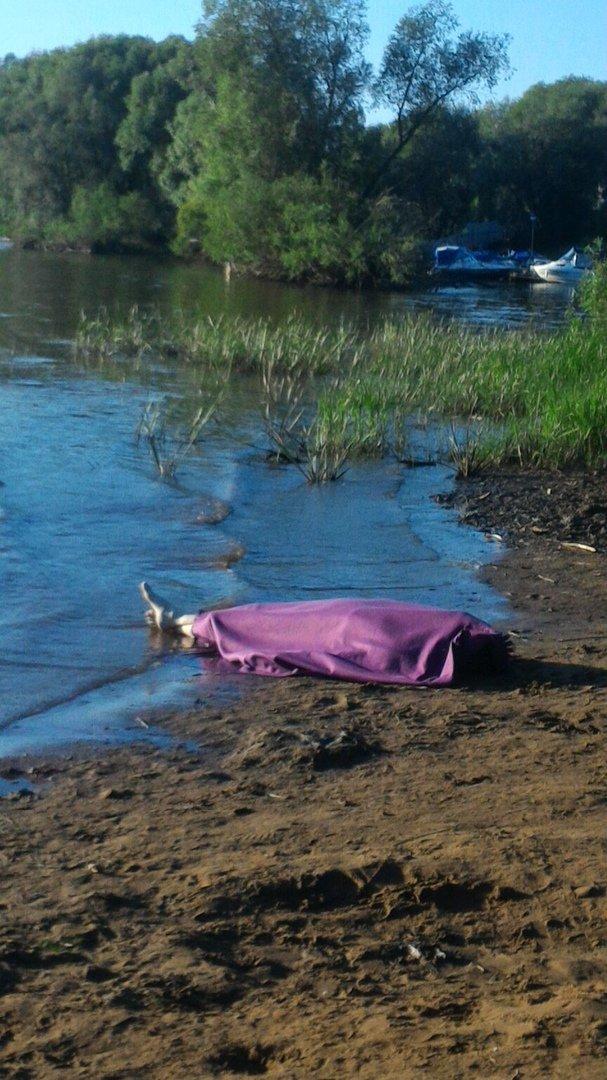 В Оренбурге в реке Урал обнаружили тело 51-летнего утопленника