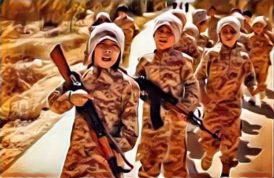 В Сирии применено новое российское нелетальное оружие
