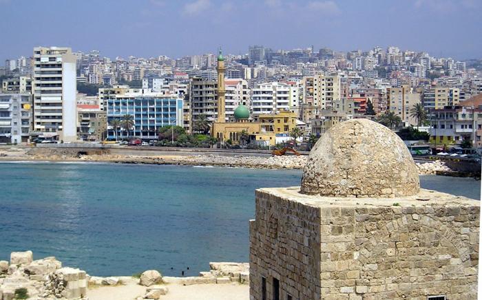 Сидон, Ливан