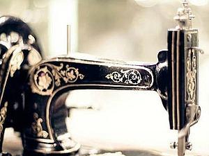 Швейная тематика: путешествие сквозь время