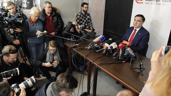 Саакашвили заявил о скором распаде Украины и его причинах