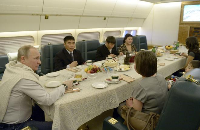 Пилот Путина: В небе я главнее президента