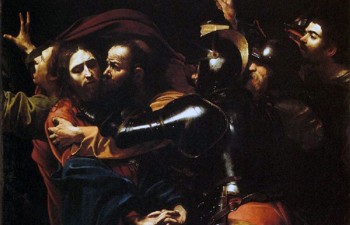 Призвание апостола Матфея.