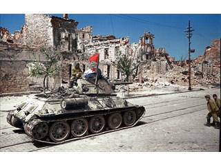 После войны. 1945-47 г
