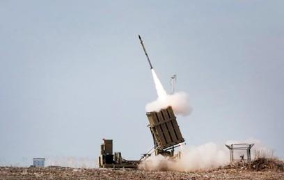 Израиль сообщил о массированном ракетном ударе из сектора Газа