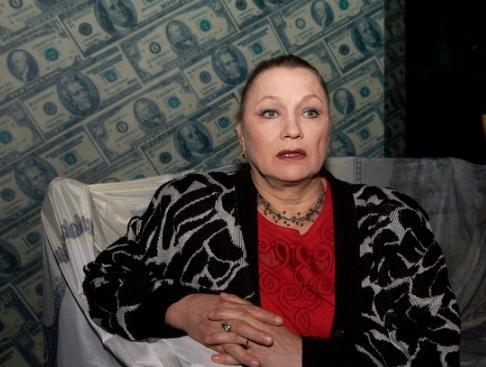 72-летняя Нина Русланова гос…