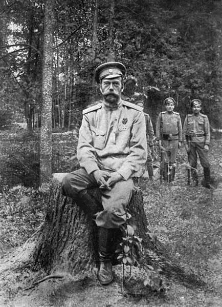 Убийство императорской семьи Романовых - дело рук английской разведки?