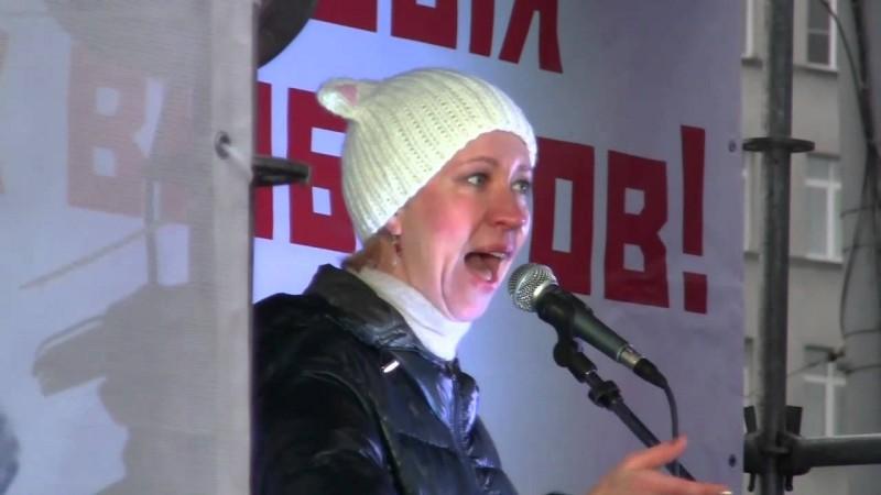 Татьяна Лазарева предала Собчак и Навального