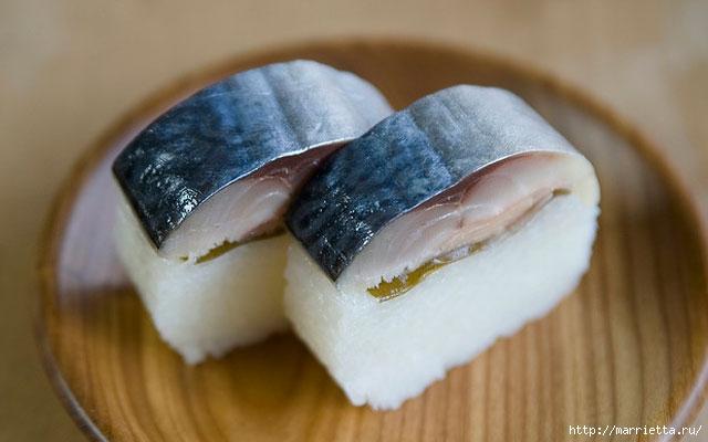 Суши из скумбрии - САБА СУШИ (15) (640x400, 114Kb)