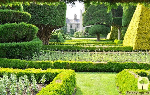Сад Левенс Холл – самый красивый и самый ароматный сад в мире, Англия - 10