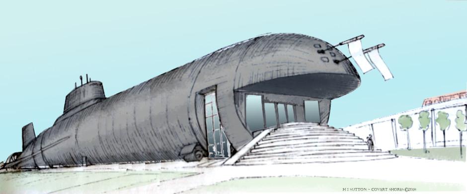 Всемирный музей подводных лодок