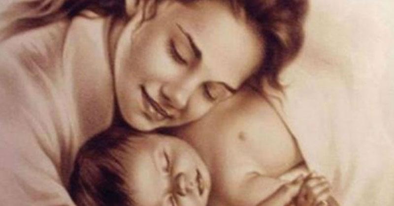 Этот стих о сыночке тронет сердце каждой матери!