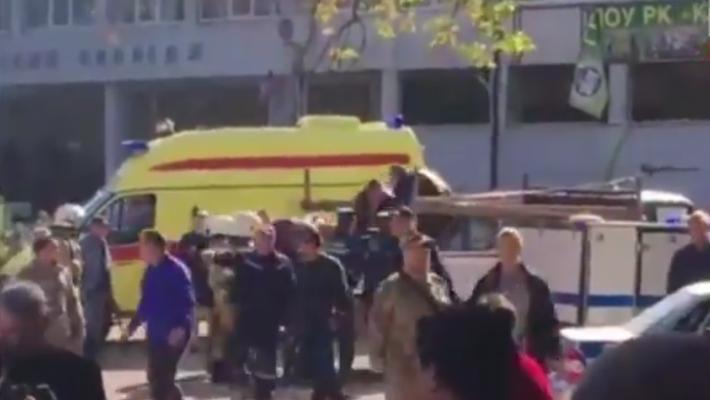 Трагедия в Керчи: в Минздрав…