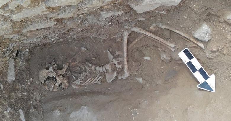 В Италии раскопали могилу ре…