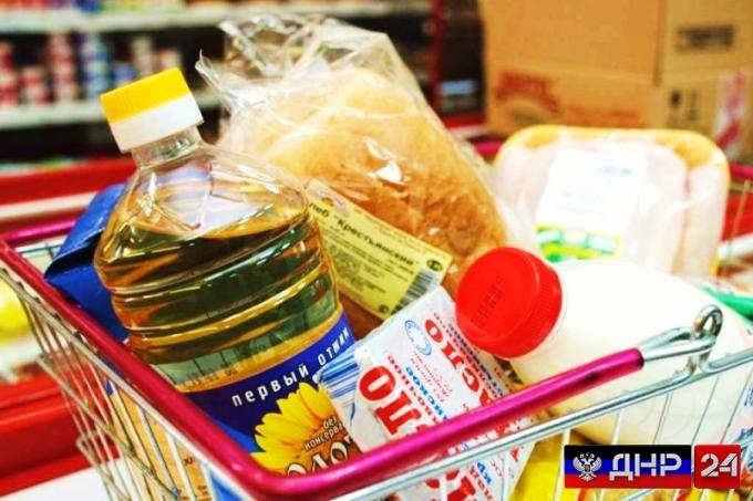 Власти ДНР рассказали, когда стабилизируются цены на социально значимые товары
