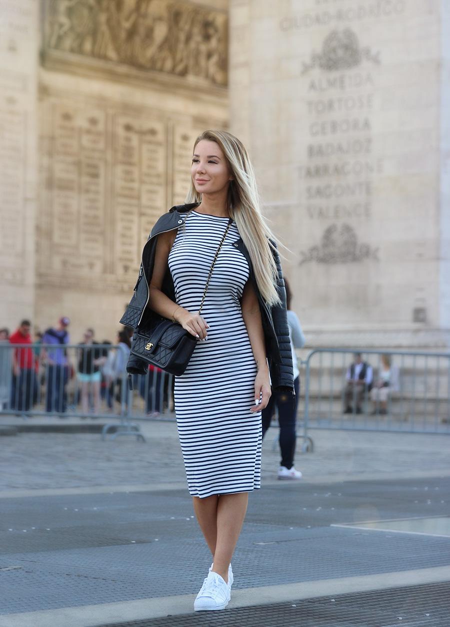 Платье-майка 2017: 22 стильных образа для летнего вдохновения. Часть 2