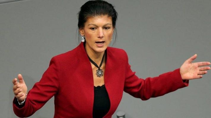 «Мы сами нарушаем международное право»: «Красная фурия» Вагенкнехт раскритиковала «лицемерный» подход Европы к России