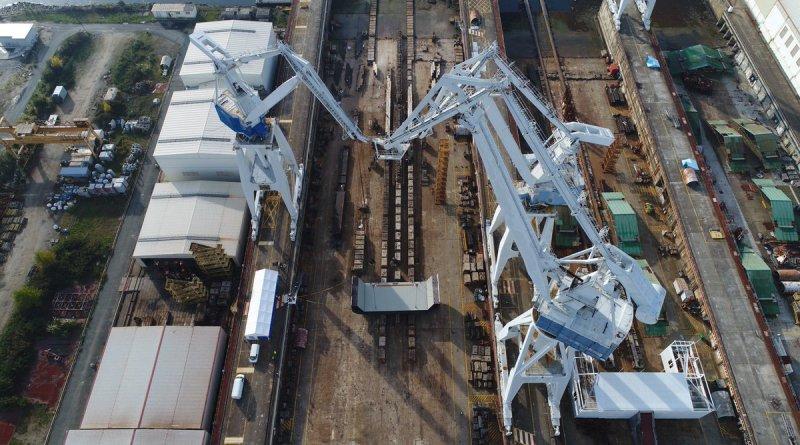 В Испании начато строительство головного корабля комплексного снабжения для австралийского флота