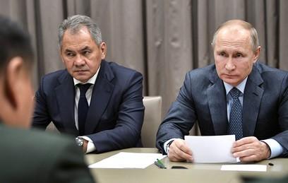 Путин рассчитывает на сохранение преемственности в ВТС России и Китая