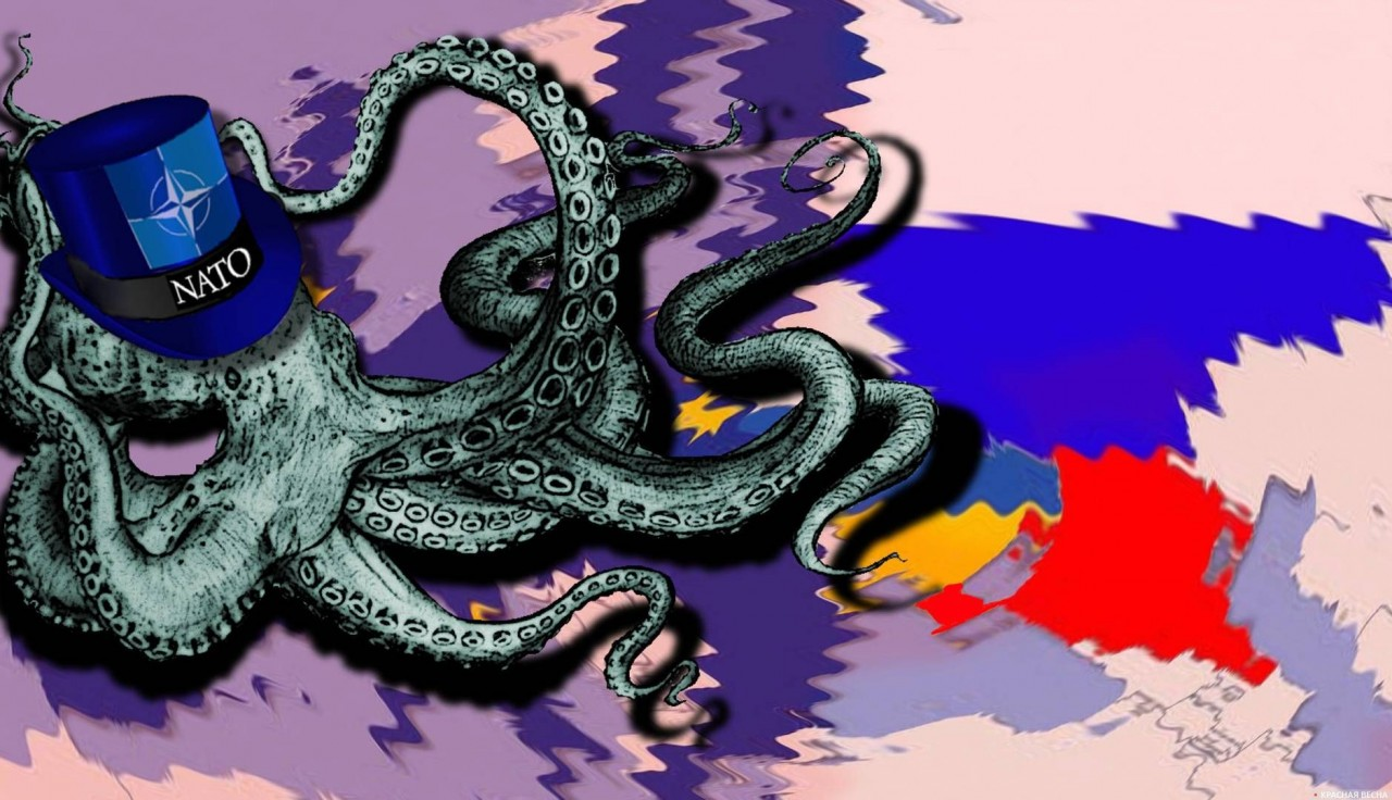 Лавров: НАТО был нужен конфл…