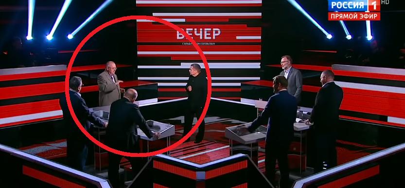 Видео: Жириновский угрожает «закрыть» мировое небо комплексами С-700