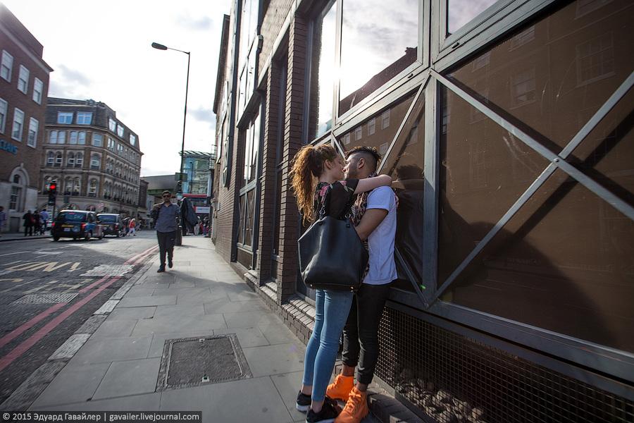 Лондон - самый фотогеничный город Европы