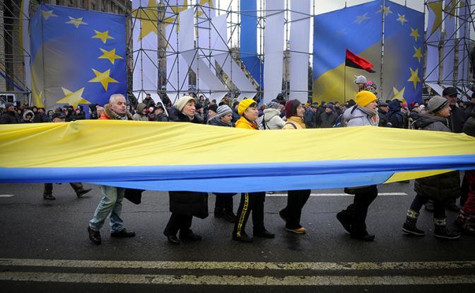 Кто должен ответить за развал Украины