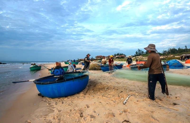 Как живут вьетнамские рыбаки
