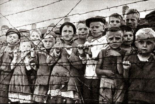 Письмо про ужасы фашизма