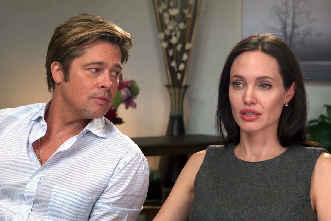 Очень подлая Джоли?