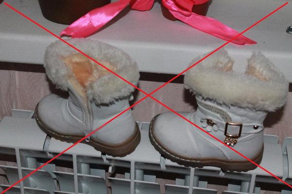 4 простых до гениальности способа быстро высушить обувь