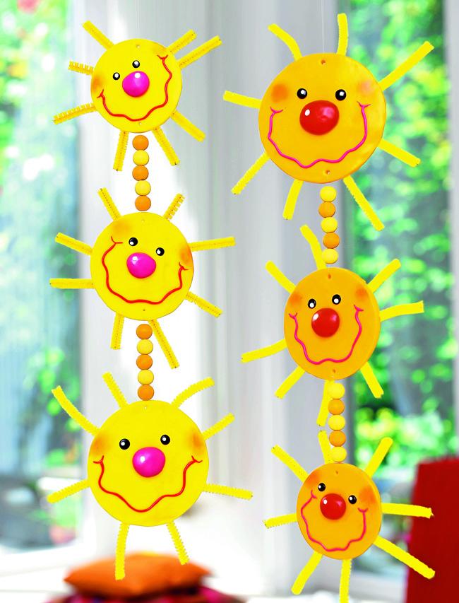 Солнечный дождик: декоративн…