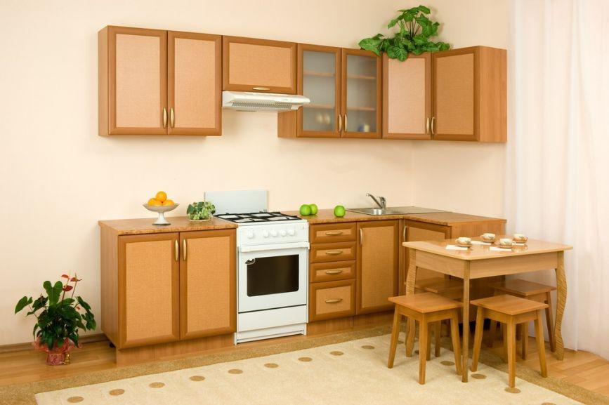 Реставрация кухонных гарнитуров своими руками