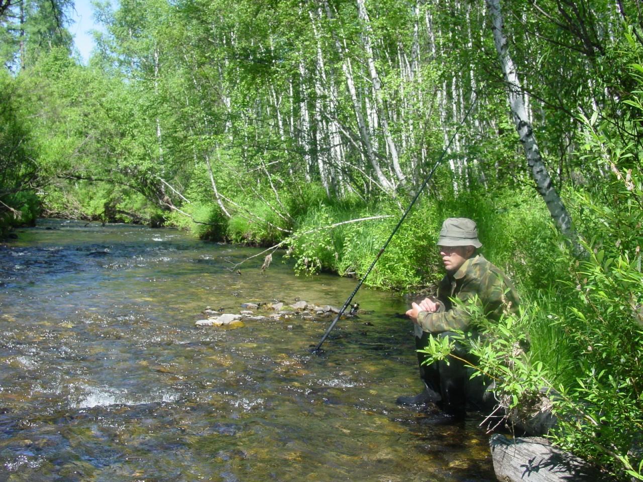 все о рыбалке на реках забайкалья