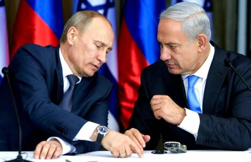 Почему интересы России и Изр…